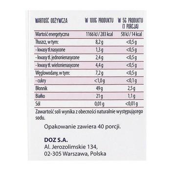 Plan by DOZ, Ostropest plamisty mielony, 200 g
