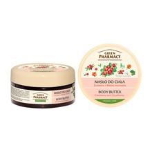 Green Pharmacy, masło do ciała, żurawina i malina, 200 ml
