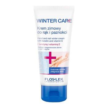 FlosLek Laboratorium Winter Care, krem zimowy do rąk i paznokci, 30 ml