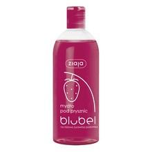 Ziaja Blubel, mydło pod prysznic, żurawina-poziomka, 500 ml