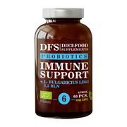 Diet-Food, Probiotics Immune Support + L. Bulgaricus LB425, kapsułki, 60 szt.