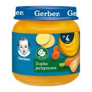 Gerber, zupka jarzynowa, 4 m+, 125 g