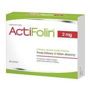 ActiFolin, 2 mg, tabletki powlekane, 30 szt.