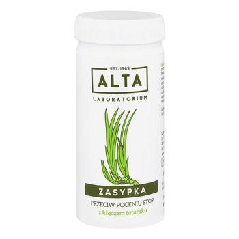 Alta, zasypka przeciw poceniu stóp, 40 g