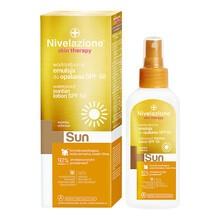 Nivelazione Skin Therapy Sun, wodoodporna emulsja do opalania, SPF 50, 150 ml