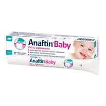 Anaftin Baby, żel na ząbkowanie, 10 ml
