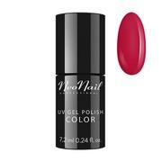 NeoNail kolekcja Cover Girl, lakier hybrydowy Carmine Red, 7,2 ml