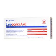 Linoborici A+E, krem borny z witaminami A i E, 50 g