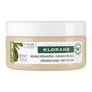 Klorane, maska z organicznym masłem Cupuacu, 150 ml