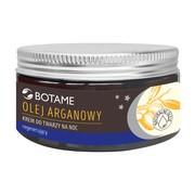 Botame Face, regenerujący krem do twarzy na noc z olejem arganowym, 100 ml