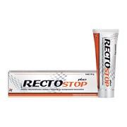 Rectostop Plus, maść do pielęgnacji skóry okolic odbytu, 50 g