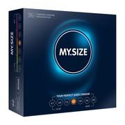 MY.SIZE, prezerwatywy, rozmiar 57 mm, 36 szt.
