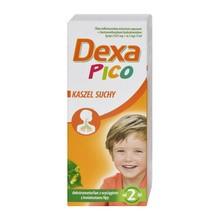 DexaPico, (1625 mg + 6,5 mg)/5ml, syrop, 115 ml