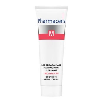 Pharmaceris M 100.Lanolin, łagodząca maść na brodawki piersiowe, 25 g