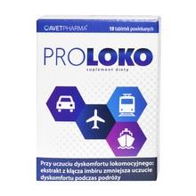 Proloko, tabletki powlekane, 10 szt.