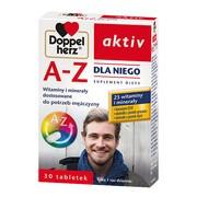 Doppelherz Aktiv A-Z Dla Niego, tabletki, 30 szt.