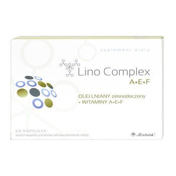 LinoComplex A + E + F, kapsułki, 60 szt.