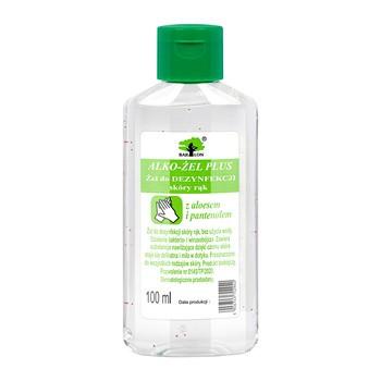 Alko-żel Plus, żel do dezynfekcji skóry rąk, 100 ml