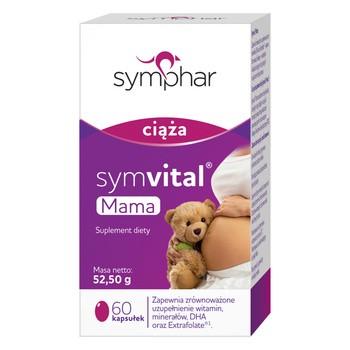 Symvital Mama, kapsułki, 60 szt.