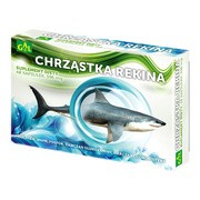 Chrząstka rekina, 596 mg, kapsułki, 48 szt.