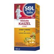 SOLbaby Kaszel (Tussi), syrop, 100 ml
