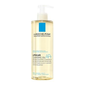 La Roche-P Lipikar Cleansing Oil AP+, olejek myjący uzupełniający poziom lipidów, przeciw podrażnieniom skóry, 400ml