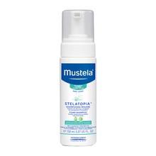Mustela Stelatopia, szampon w piance, 150 ml