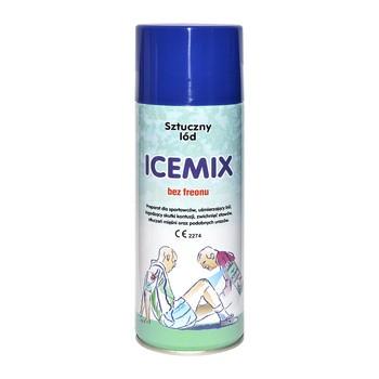 Icemix, aerozol, sztuczny lód, 400 ml