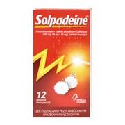 Solpadeine, tabletki musujące, 12 szt.
