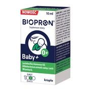 Biopron Baby+, płyn, 10 ml