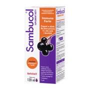 Sambucol Immuno Forte, płyn, 120 ml