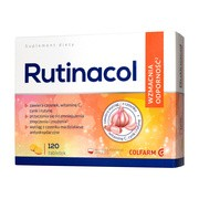Rutinacol, tabletki, 120 szt.