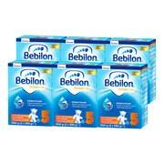 Zestaw 6x Bebilon 5 Pronutra-Advance, mleko modyfikowane w proszku, 1100 g