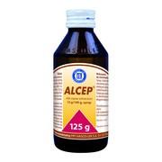 Sirupus Alcep, syrop z cebuli, 125 g (Hasco)