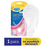 Scholl GelActiv, wkładki do obuwia na wysokim obcasie, 1 para