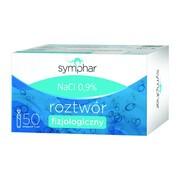 Symphar NaCl 0,9%, roztwór, 5 ml, 50 ampułek