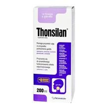 Thonsilan, syrop, 200 ml