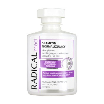 Radical Med, szampon normalizujący,  300 ml