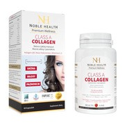 Class A Collagen, kapsułki, 90 szt. (Noble Health)
