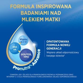 Bebilon 2 Pronutra-Advance, mleko następne, proszek, 1100 g
