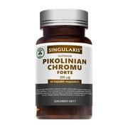 Singularis Pikolinian Chromu Forte, 200 mg, kapsułki, 60 szt.