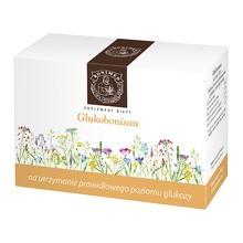Glukobonisan, mieszanka ziołowa w saszetkach, 5 g, 20 szt.