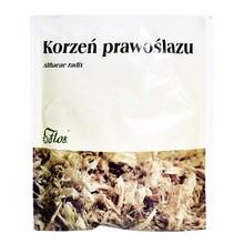 Korzeń prawoślazu, zioło pojedyncze, 50 g (Flos)