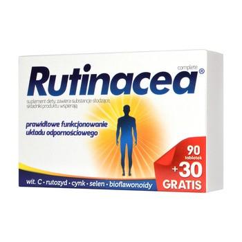 Rutinacea Complete, tabletki, 90 szt. + 30 szt.