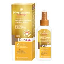 Nivelazione Skin Therapy Sun, wodoodporne mleczko do opalania dla dzieci, SPF 50, 150 ml