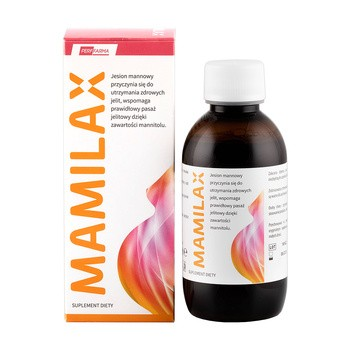 Mamilax, płyn, 200 ml
