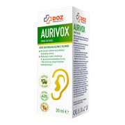 DOZ PRODUCT Aurivox, spray do uszu, 30 ml