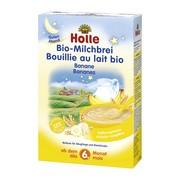 Holle BIO, kaszka mleczna, pszenno-bananowa, 6 m+, 250 g