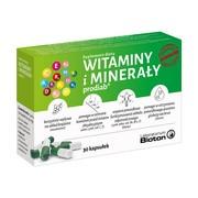 Witaminy i minerały prodiab, kapsułki z resweratrolem, 30 szt.