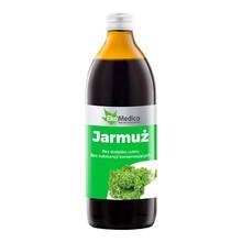 Jarmuż, sok z liści jarmużu, 500 ml